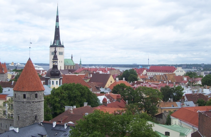 Onko Tallinna jo liian tuttu?
